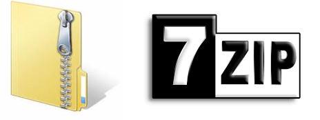 Img ZIP et 7-ZIP