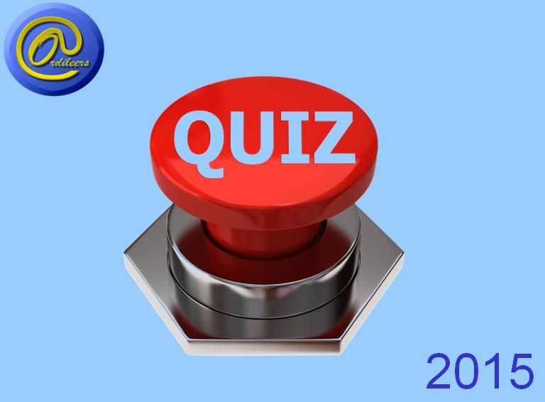 Quizz 2015