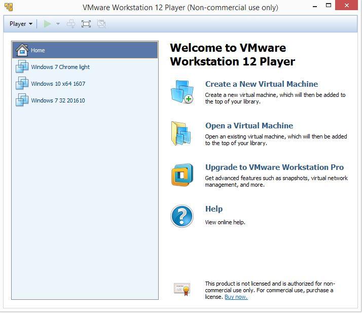 Je souhaite installer sous windows10 une machine virtuelle XP afin d'utiliser mon logiciel de comptabilité(2004), j'avais installé sous windows7